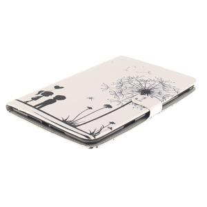 Standy puzdro pre tablet iPad mini 4 - láska - 3