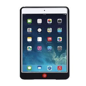 silikónové puzdro pre tablet iPad mini 4 - čierne - 3