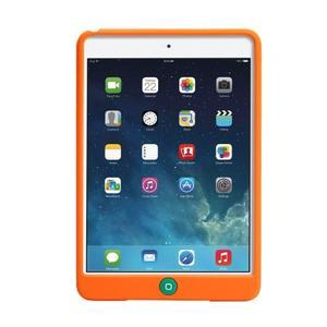 silikónové puzdro pre tablet iPad mini 4 - oranžové - 3