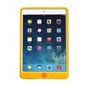 silikónové puzdro pre tablet iPad mini 4 - žlté - 3