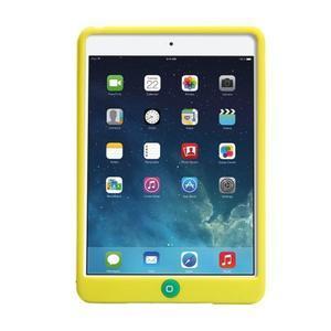 silikónové puzdro pre tablet iPad mini 4 - zelenožlté - 3