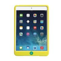Silikonové pouzdro na tablet iPad mini 4 - zelenožluté - 3/3