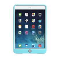 silikónové puzdro pre tablet iPad mini 4 - cyan - 3/3