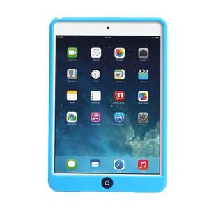 silikónové puzdro pre tablet iPad mini 4 - svetlomodré - 3