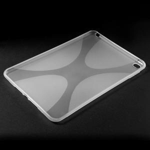X-line gelový obal na tablet iPad mini 4 - transparentní - 3