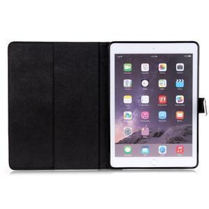 Knížkové pouzdro na tablet iPad mini 4 - nešahat - 3
