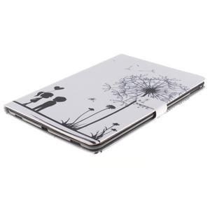 Knížkové puzdro pre tablet iPad Pro 9.7 - láska - 3