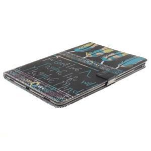 Knížkové puzdro pre tablet iPad Pro 9.7 - tribal - 3
