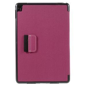 Clothy PU kožené pouzdro na iPad Pro 9.7 - rose - 3