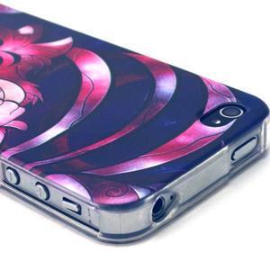 Emotive gélový obal pre mobil iPhone 4 - kocour - 3