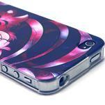 Emotive gélový obal pre mobil iPhone 4 - kocour - 3/4
