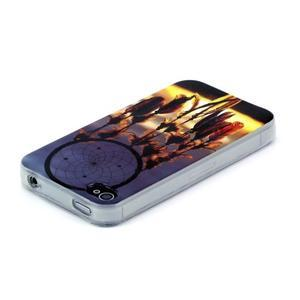 Emotive gelový obal na mobil iPhone 4 - snění - 3