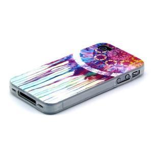 Emotive gélový obal pre mobil iPhone 4 - lapač snov - 3