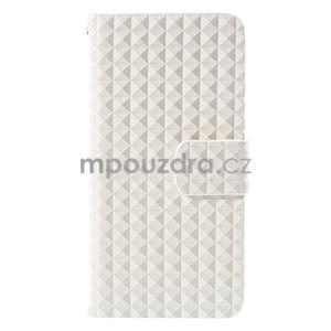 Cool style puzdro pre iPhone 6s a iPhone 6 - biele - 3