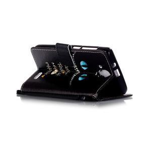 Emotive pouzdro na mobil Lenovo A536 - varování - 3