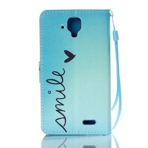 Emotive puzdro pre mobil Lenovo A536 - smile - 3