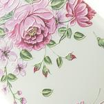 Softy gelový obal na mobil Lenovo A7000 / K3 Note - zahradní růže - 3/5