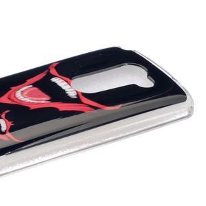 Jelly gélový obal pre mobil LG Leon - huba - 3