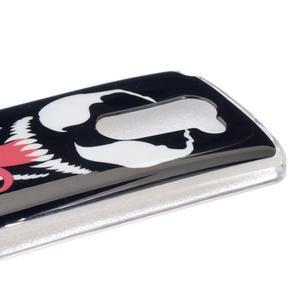 Jelly gelový obal na mobil LG Leon - monster - 3