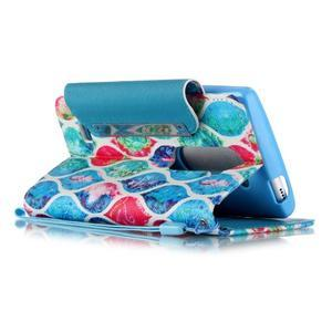 Royal pouzdro na mobil s magnetickou sponou na LG Leon - colorid - 3
