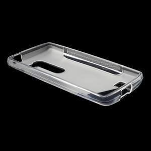 S-line gelový obal na mobil LG Leon - transparentní - 3
