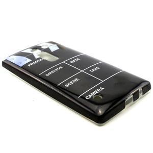 Gélový kryt na mobil LG Spirit - movie - 3