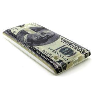 Gélový kryt na mobil LG Spirit - bankovka - 3