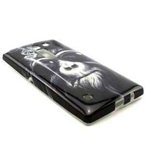 Gélový kryt pre mobil LG Spirit - gorila mafián - 3