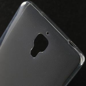 Ultratenký slim gélový obal pre Xiaomi Mi4 - sivý - 3