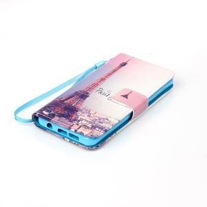 Pictu puzdro pre mobil Samsung Galaxy A3 (2016) - Eiffelova veža - 3