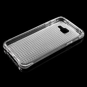 Diamonds gelový obal na Samsung Galaxy A3 (2016) - transparentní - 3