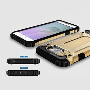 Extreme outdoor kryt 2v1 pre mobil Samsung Galaxy A3 (2016) - zlatý - 3