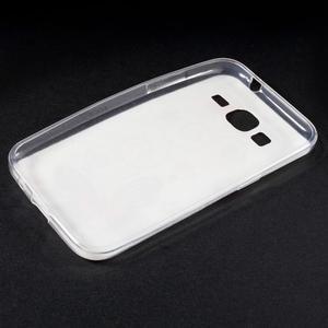 Ultratenký slim obal pre Samsung Galaxy Core Prime - motýlek - 3
