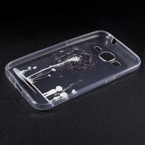 Ultratenký slim obal pre Samsung Galaxy Core Prime - láska - 3