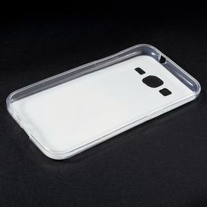 Ultratenký slim obal pre Samsung Galaxy Core Prime - púpava - 3