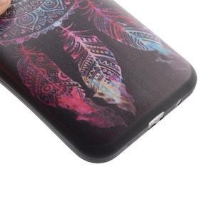 Hardy gélový obal pre mobil Samsung Galaxy Core Prime - lapač snov - 3