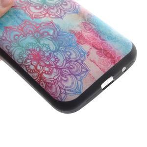 Hardy gélový obal pre mobil Samsung Galaxy Core Prime - henna - 3