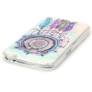 Softy gélový obal Samsung Galaxy Core Prime - lapač snov - 3
