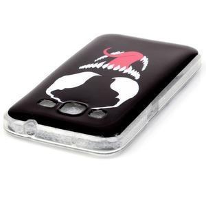 Softy gélový obal Samsung Galaxy Core Prime - príšera - 3