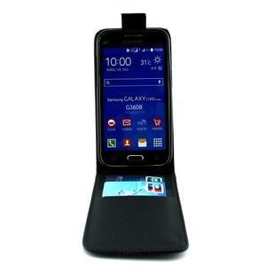 Flipové puzdro pre mobil Samsung Galaxy Core Prime - L - 3