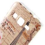 Gelový obal na Samsung Galaxy Core Prime - Eiffelova věž - 3/5