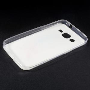 Ultratenký slim obal na Samsung Galaxy Core Prime - peříčko - 3