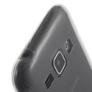 Ultra tenký obal pre Samsung Galaxy J1 - šedý - 3