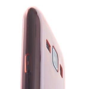 Ultra tenký obal pre Samsung Galaxy J1 - ružový - 3