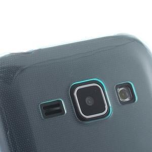 Ultra tenký obal pre Samsung Galaxy J1 - světle modrý - 3