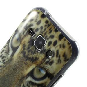 Gélový kryt na Samsung Galaxy J1 - leopard - 3