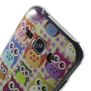 Gélový kryt na Samsung Galaxy J1 - banda soviček - 3
