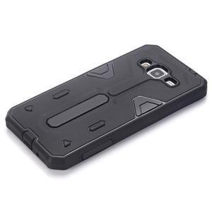 High outdoor odolný kryt na mobil Samsung Galaxy J3 (2016) - černý - 3