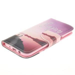 Standy peněženkové pouzdro na Samsung Galaxy J5 - enjoy - 3
