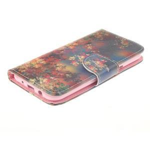 Standy peňaženkové puzdro pre Samsung Galaxy J5 - jesenné zátiší - 3